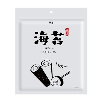 展艺寿司海苔怎么样?质量差还是好呢