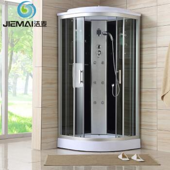 洁麦淋浴房怎么样,是几线品牌的?质量会不会很糟糕?