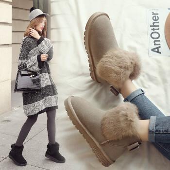 ZHR雪地靴怎么样?质量排名怎么样?