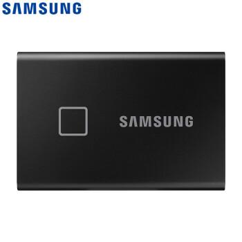 小巧可爱,传输快捷,方便快捷,做工一流,美观大方,反应迅速,稳定性佳,质量上乘,识别灵敏,兼容性佳,结实耐用。三星(SAMSUNG) 1TB Type-c移动硬盘 固态PSSD 指纹识别 T7 Touch经典黑MU-PC1T0K 读速高达1050MB/s,降价幅度4.3%