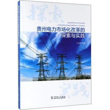 贵州电力市场化改革的探索与实践 PDF版