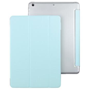 亿色(ESR)悦色系列 iPad mini/mini2/mini3保护套 三折皮套 iPad mini Retina保护套 (冰感怡蓝)