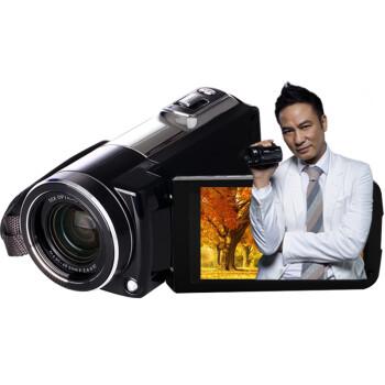 台湾欧达Z3高清广角闪存数码动态摄像机dv大光圈大变焦64G内存苹果安卓无线WiFi云分享 +16G卡送大礼包