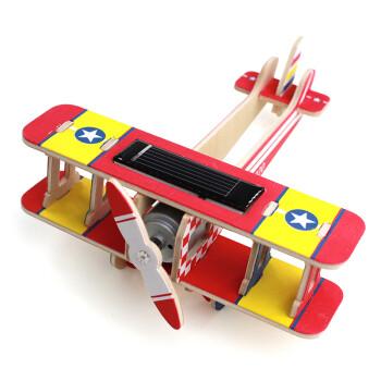 拼图diy手工拼装木质飞机模型拼装儿童成人益智玩具
