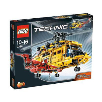 积木科技technic直升飞机