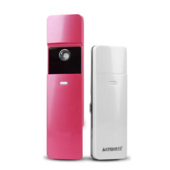 金稻(KINGDOM)KD777保湿器冷喷雾仪滑盖纳米补水器(充电式)美容器 粉色