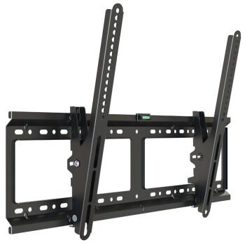 艾美(EMMYMOUNT)D63-T(40-70英寸)可调仰角/液晶电视挂架/功能电视支架/LG电视架 黑色