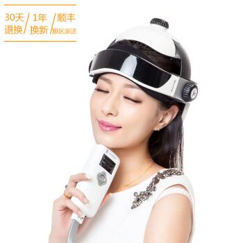 佳仁 JR-268头部按摩器 脑轻松 头部按摩仪 第三代(头顶顶针+MP3下载)