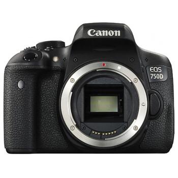 佳能(Canon)EOS  750D 单反机身