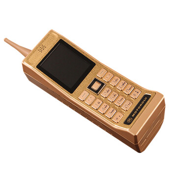 hardaway  新款双卡双待土豪金大哥大手机大电池超长待机手机64MB 土豪金