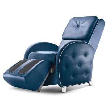 OSIM/傲胜按摩椅OS-845 uDiva小天后全身按摩沙发家用多功能迷你沙发椅 迷人蓝