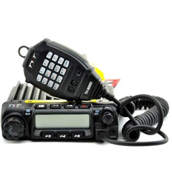 特易通TYT TH-9000车载对讲机 TH-9000D电台 大功率自驾游车台 官方标配+车载天线+吸盘馈线+24V电源