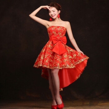 2014 new bride wedding dresses qipao Chinese qipao marriage kit for winter wedding dresses - 28 July 1995 6335 customer to sepia size is not returning to pictures, prices, brand platters! The elections are supplied in the national character of distribution, so action, buy now enjoy more preferential! As soon as possible.