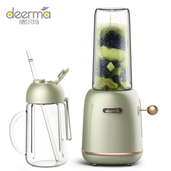 Deerma juicer juicer juicer raw machine home multi-functional auxiliary cooking machine home mixer grinder GZ30