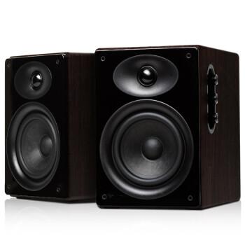 惠威(HiVi)多媒体音箱 D1080 MKII 2.0声道 黑色
