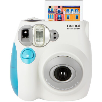 富士(FUJIFILM)趣奇(checky)instax mini7s相机 (蓝色)