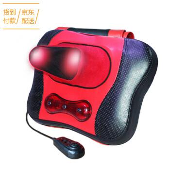 朗康 按摩靠垫 按摩器 颈椎按摩 颈部肩部腰部按摩枕LK-8016