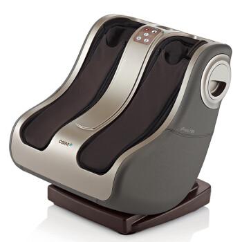 OSIM/傲胜OS-338 暖足乐足疗机脚底脚部按摩器 灰色