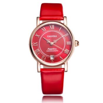 卡罗莱手表带女士陶瓷