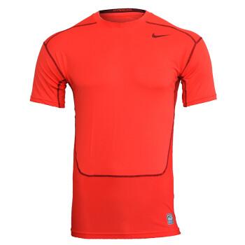 耐克Nike紧身衣nikepro 男子运动紧身衣T恤 449792 636147 红色631647-647 XXL