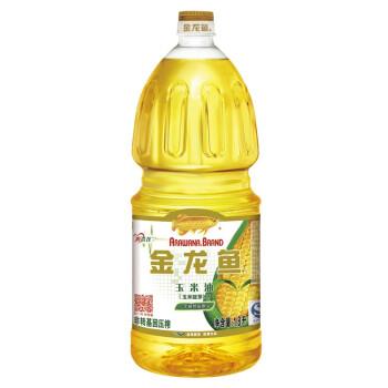 金龙鱼 玉米油1.8L(非转基因压榨)