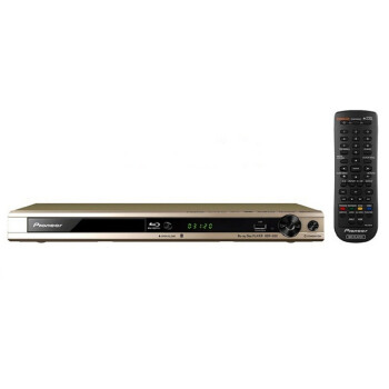 先锋(Pioneer)BDP-3120-G 蓝光DVD 2D蓝光 HDMI高清输出 USB支持多种网络音视频(金色)