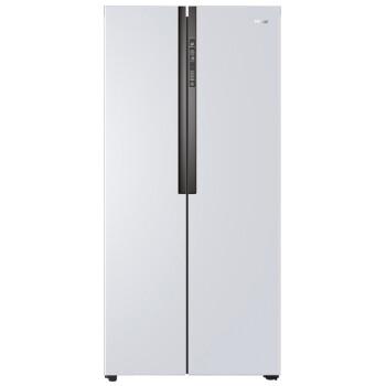 海尔(Haier)BCD-452WDPF 452升 风冷无霜对开门 纤薄设计 节能静音 电脑控温双循环