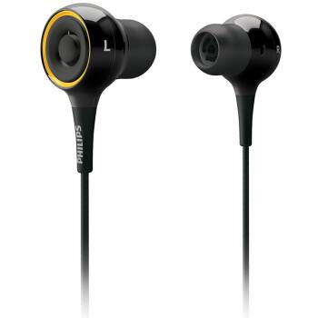 飞利浦(PHILIPS) SHE6000 虚拟环绕立体声 耳塞 黑色