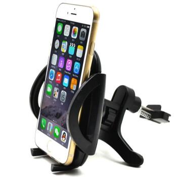 铁摩图 X6 车载手机支架 空调出风口手机架 360度 手机支架 适用于3寸至7寸屏幕手机或导航设备