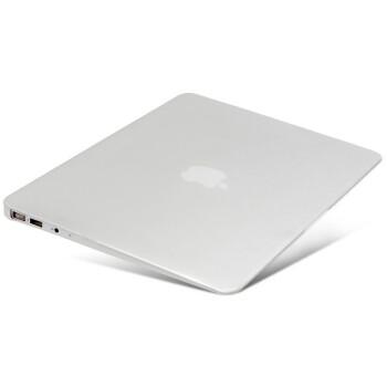 MEIFENG 苹果笔记本保护壳 适用于Macbook Air配件 苹果电脑Pro保护套 白色 13.3英寸Air 无光驱