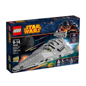 LEGO 乐高 Star Wars 帝国歼星舰 75055 .26 (约810元)