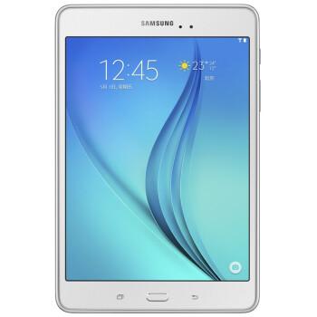 三星(SAMSUNG)Galaxy Tab A WiFi平板电脑 8.0英寸  T350 白色