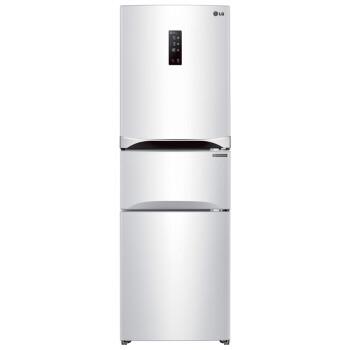 LG GR-D30PJPL(BCD-300WJ)300升线性变频风冷三门冰箱 宽幅变温 故障智能检测 (白色)