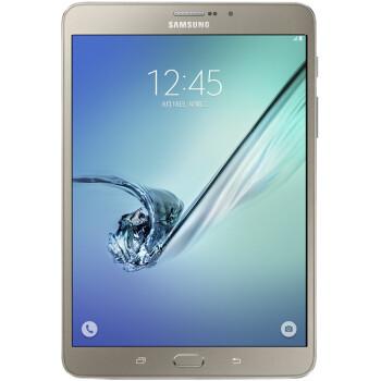 三星(SAMSUNG)Galaxy Tab S2 通话平板电脑 8.0英寸 金色 T715C