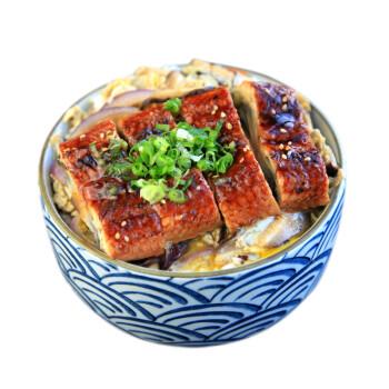 沃派 烤鳗鱼蒲烧200g  日式鳗鱼饭