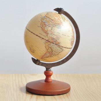 装饰摆件 凯欧莉(kaiouli) 复古创意家居家具书柜酒柜软装饰品地球仪图片