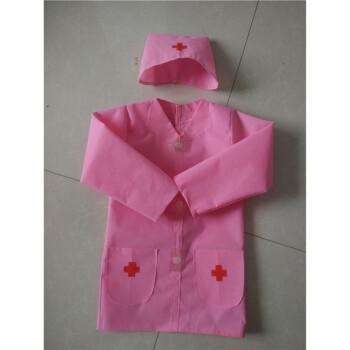 手工制作环保服装儿童时装秀演出服幼儿园走秀服装女公主裙子装 粉红