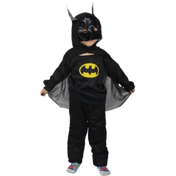 仕彩 復仇者聯盟 兒童蝙蝠俠衣服 活動道具 動漫演出服 兒童動漫電影