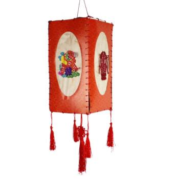 儿童涂鸦绘画灯笼材料包子幼儿园手工制作灯笼/90520