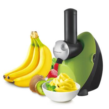 乐扣乐扣(LOCK&LOCK) ELDM-215G 纯水果制作冰淇淋机/雪糕机-绿色