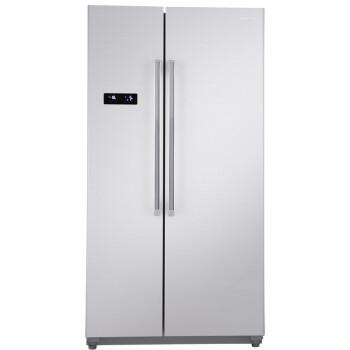 海信(Hisense) BCD-563WT/Q 563升 电脑控温 风冷无霜 节能 对开门冰箱(科晶白)