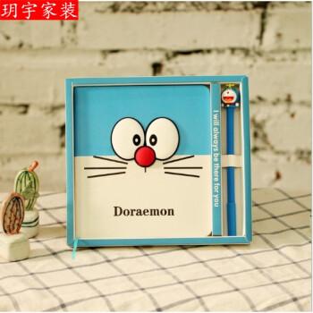 守护龙猫笔记本记事薄日记本手绘本龙猫油笔木质封皮