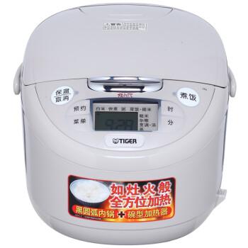虎牌(Tiger)JAX-C10C 电饭煲国内3L