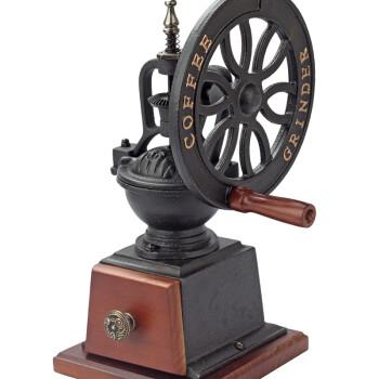 泰摩(TIMEMORE)磨豆机 家用咖啡磨豆机咖啡豆研磨机手摇磨豆机 古轮台 古轮台