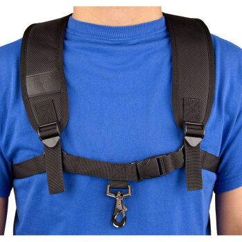 太A306SM萨克斯背带 双肩背带 脖带儿童款