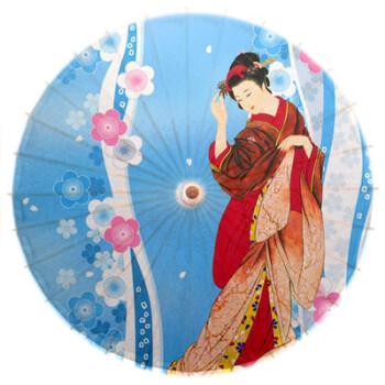 樱花图谱|江南伞油纸古风伞舞蹈伞油纸伞古典江南古风