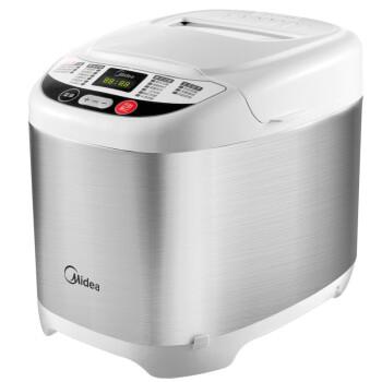 美的(Midea)面包机全自动 家用和面机多功能EHS15AP-PWSY