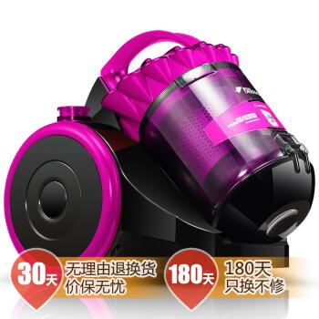德尔玛(Deerma) DX188E 真空吸尘器 家用静音 终身无耗材 高效除螨 (京东专供)