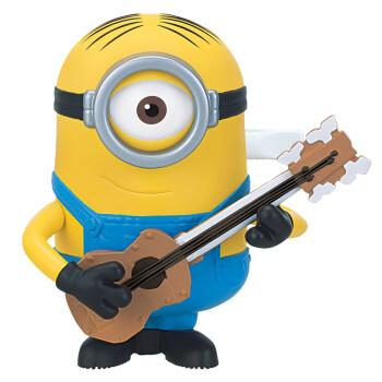弹吉他卡通头像