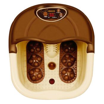 宋金 ZD4L-SJ555A全自动按摩洗脚盆电动按摩加热足浴器足疗泡脚盆深桶高足浴盆